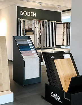 Manke_Showroom_Boden&Parkett&Teppich&Tueren