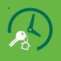 Kapitalanleger - optimaler Zeitpunkt Icon - Manke